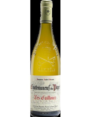 Les Cailloux Châteauneuf-du-Pape Blanc 2017 Magnum 1.5 L