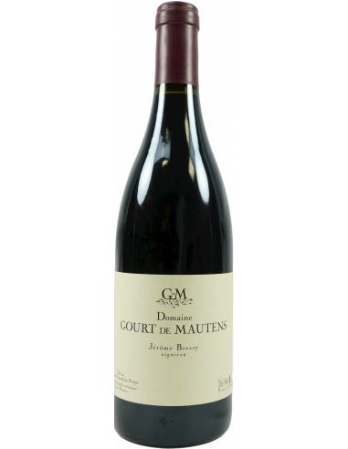 Domaine Gourt de Mautens 2016 IGP Vaucluse Rouge 75cl 16% vol.