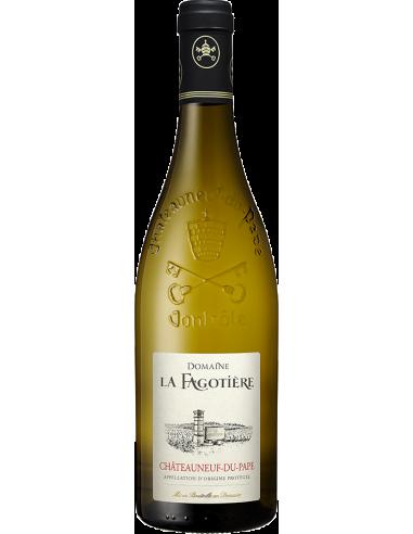 La Fagotière - Châteauneuf du Pape Blanc - 2019