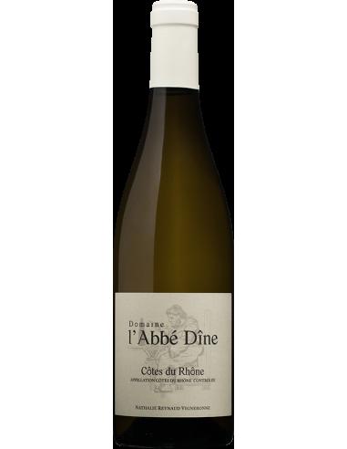 Domaine de l'Abbé-Dîne - Côtes-du-Rhône Blanc - 2020