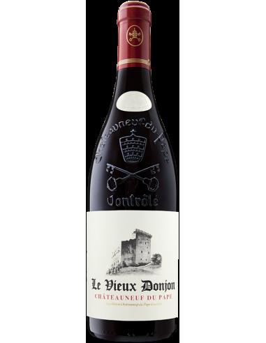 Le Vieux Donjon - Châteauneuf du Pape Rouge - 2019