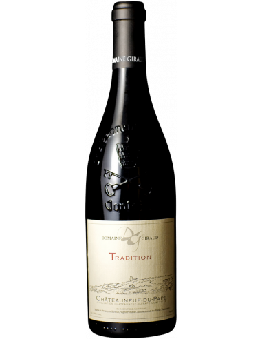 Domaine Giraud - Châteauneuf du Pape Rouge - 2019