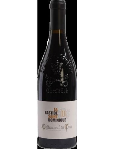 Bastide Saint Dominique - Châteauneuf du Pape Rouge - magnum - 2019