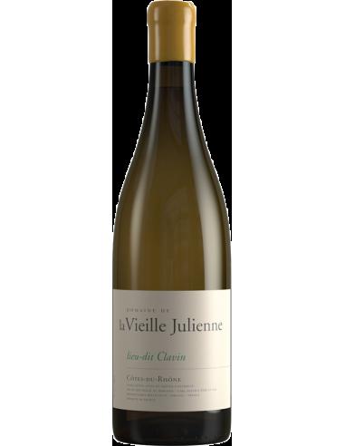 Domaine La Vieille Julienne Lieu-Dit-Clavin Blanc 2019 75 cl