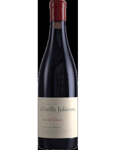 Domaine La Vieille Julienne Lieu-Dit-Clavin Rouge 2018 75 cl