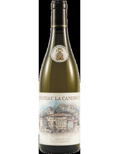 Château La Canorgue Luberon blanc 2019 75 cl