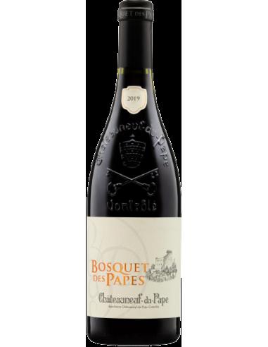 Le Bosquet des Papes 2019 Châteauneuf-du-Pape Rouge 75 cl 14.5 % vol.