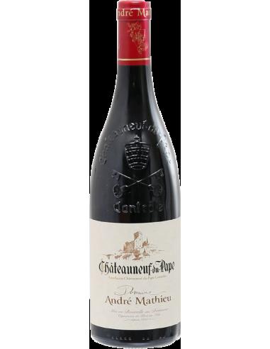 André Mathieu - Châteauneuf du Pape Rouge - 2018